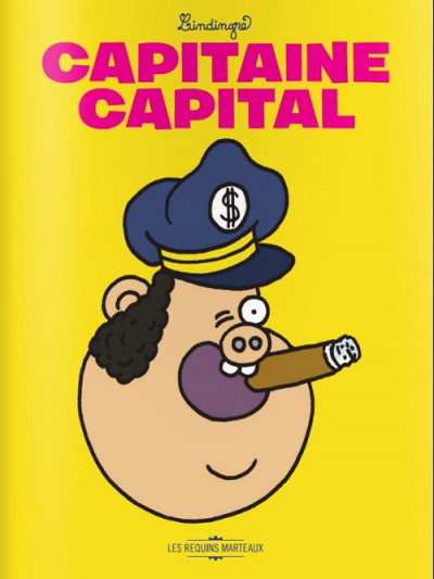 Couverture Capitaine Capital