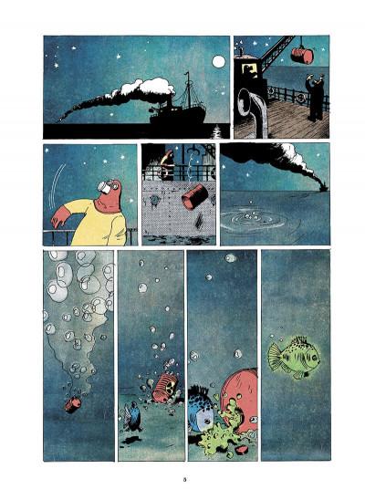 Page 6 Pinocchio ; édition souple 2012