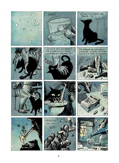 Page 7 Pinocchio ; édition souple 2012