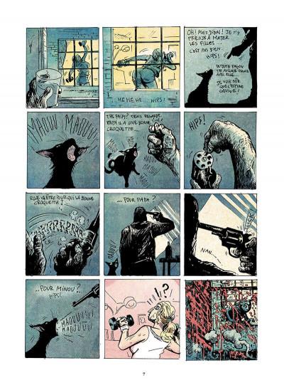Page 8 Pinocchio ; édition souple 2012
