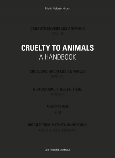 Couverture cruelty to animals