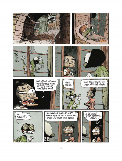 Page 2 Vermines tome 1