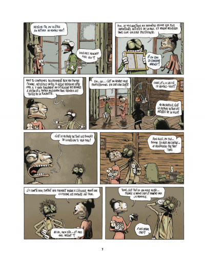 Page 3 Vermines tome 1