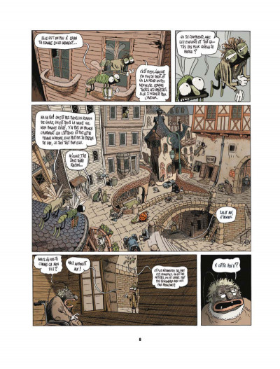 Page 4 Vermines tome 1