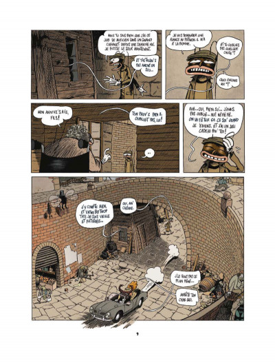 Page 5 Vermines tome 1