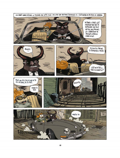 Page 6 Vermines tome 1