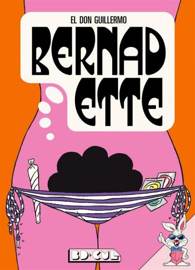 Couverture Bernadette