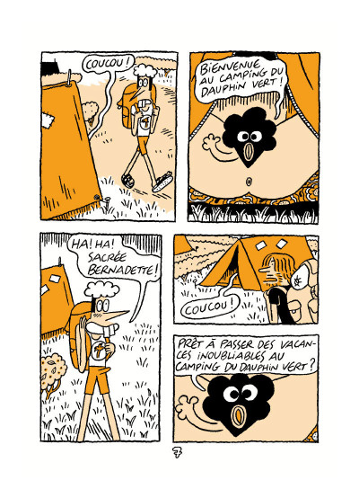 Page 7 Bernadette