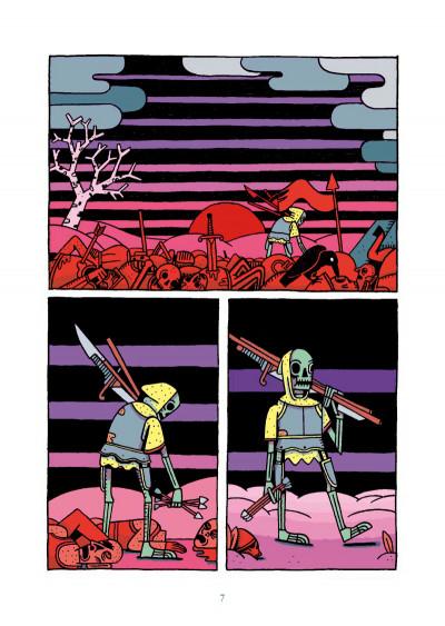 Page 3 La danse des morts