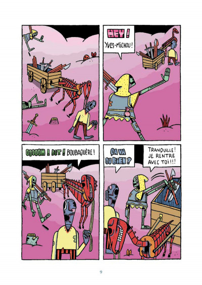 Page 5 La danse des morts