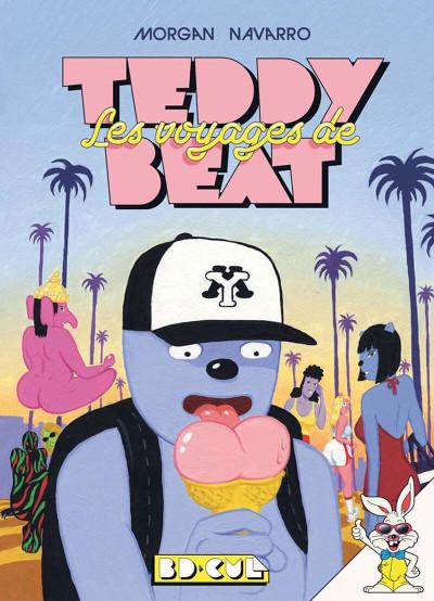 Couverture Les voyages de Teddy Beat