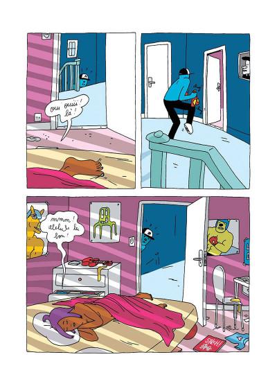 Page 0 Les voyages de Teddy Beat