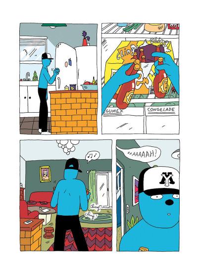 Page 8 Les voyages de Teddy Beat