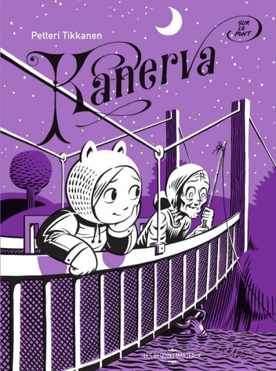 Couverture Kanerva tome 2
