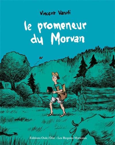 Couverture Le promeneur du Morvan