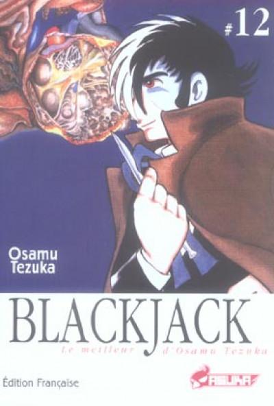 Couverture black jack tome 12