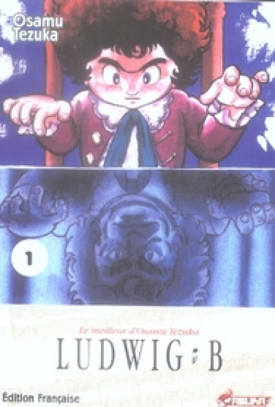 Couverture Ludwig B tome 1
