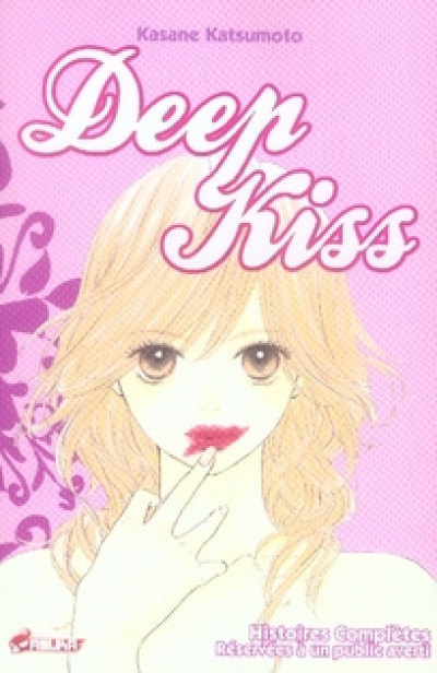 Couverture Deep kiss