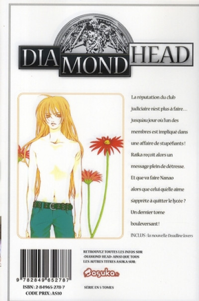 Dos diamond head tome 5
