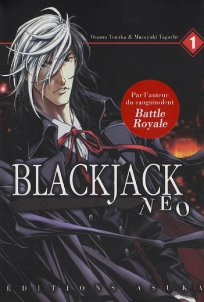 Couverture black jack neo tome 1