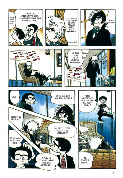 Page 6 black jack - deluxe tome 4