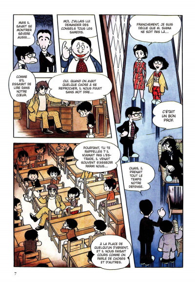 Page 7 black jack - deluxe tome 4