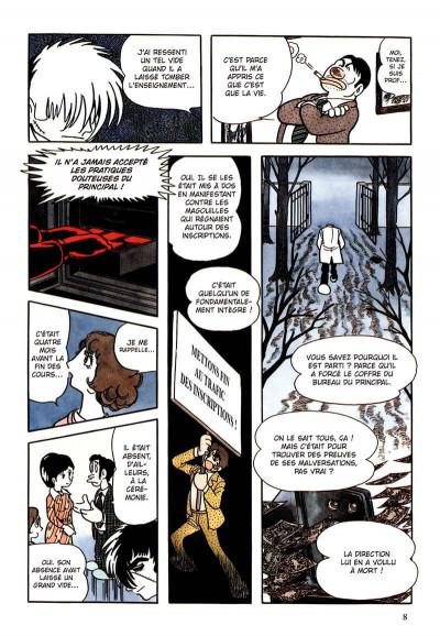 Page 8 black jack - deluxe tome 4