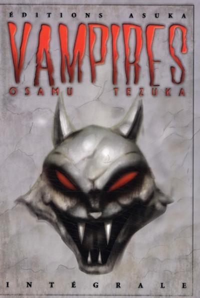 Couverture vampires ; intégrale