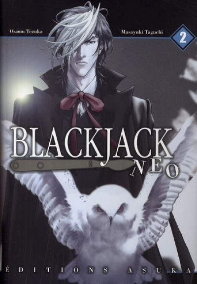 Couverture black jack neo tome 2