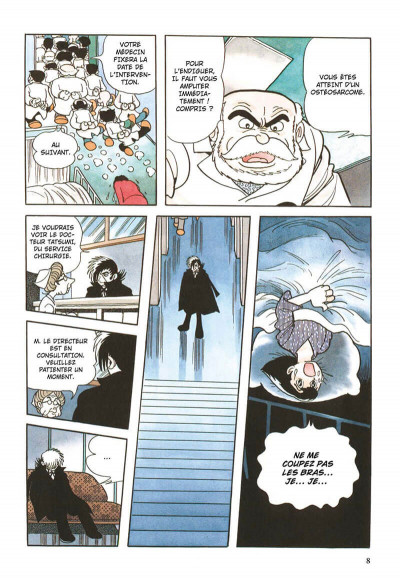 Page 9 black jack - deluxe tome 5