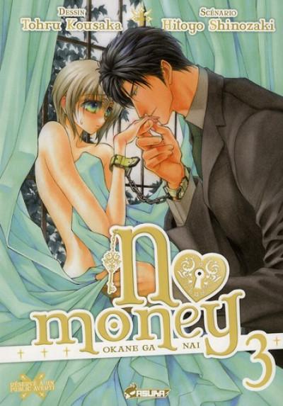 Couverture no money tome 3