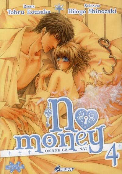 Couverture no money tome 4