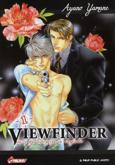 Couverture viewfinder tome 1