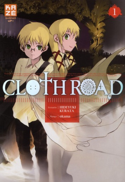 Couverture cloth road tome 1