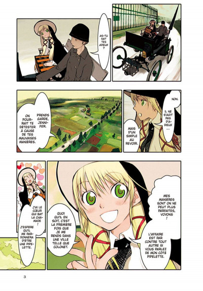 Page 4 cloth road tome 1