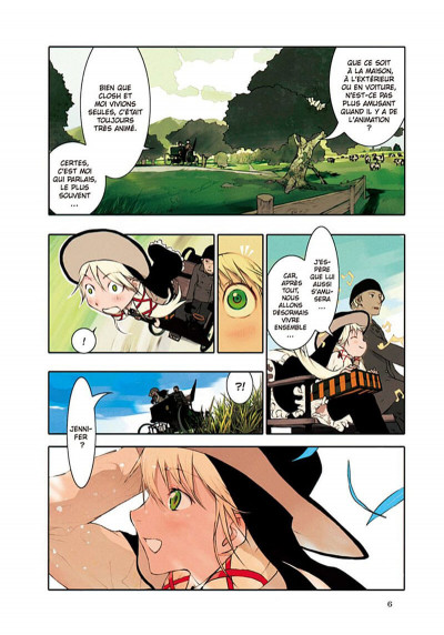 Page 7 cloth road tome 1