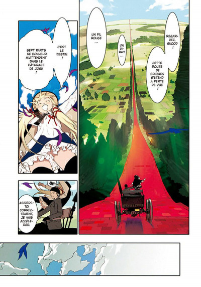 Page 8 cloth road tome 1