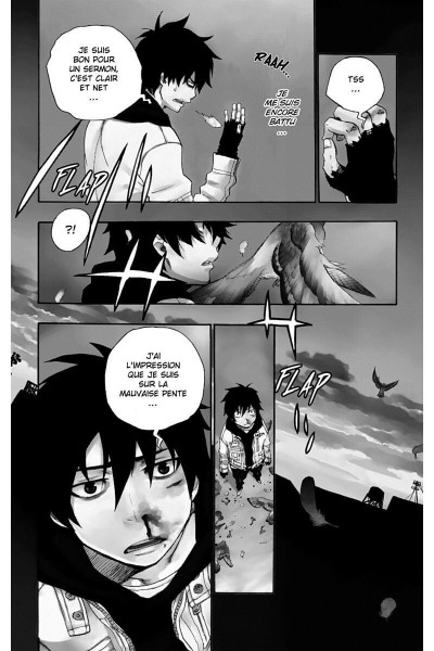 Page 7 blue exorcist tome 1