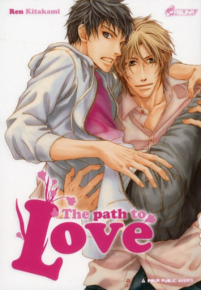 Couverture the path to love