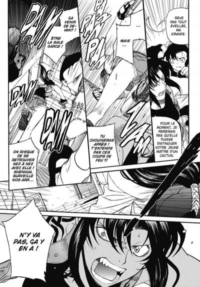 Page 8 black lagoon tome 9