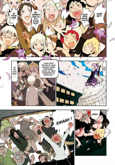 Page 4 cloth road tome 3