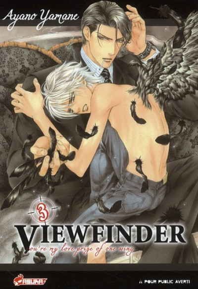 Couverture viewfinder tome 3