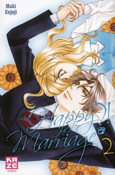 Couverture happy marriage?! tome 2