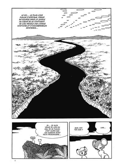 Page 5 le roi Léo tome 2