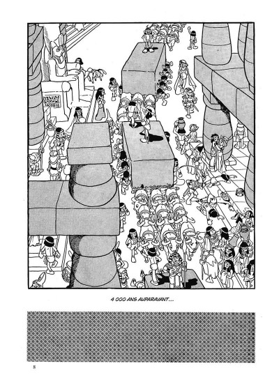 Page 9 le roi Léo tome 2