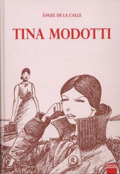 Couverture Tina Modotti