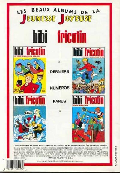 Dos Les Pieds Nickelés (3e série) (1946-1988) tome 105 - Les Pieds Nickelés au cirque