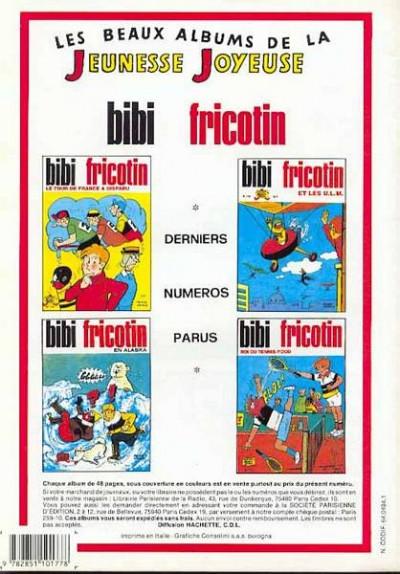 Dos Les Pieds Nickelés (3e série) (1946-1988) tome 106 - Les Pieds Nickelés contre Cognedur