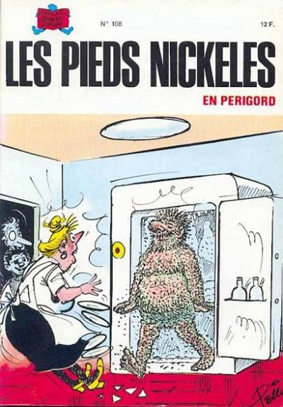 Couverture Les Pieds Nickelés (3e série) (1946-1988) tome 108 - Les Pieds Nickelés en Périgord