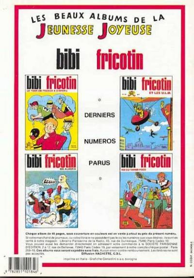 Dos Les Pieds Nickelés (3e série) (1946-1988) tome 108 - Les Pieds Nickelés en Périgord